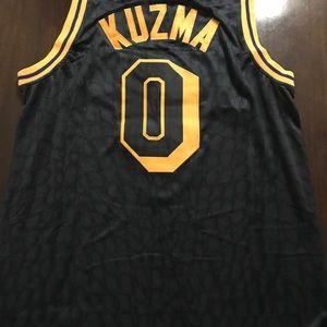 Nike Other - New Kyle Kuzma Black Mamba Nike Jersey LA Lakers efcfb5462